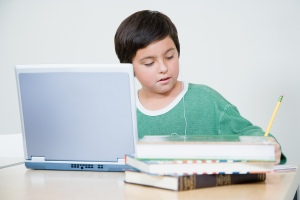 boy_homework